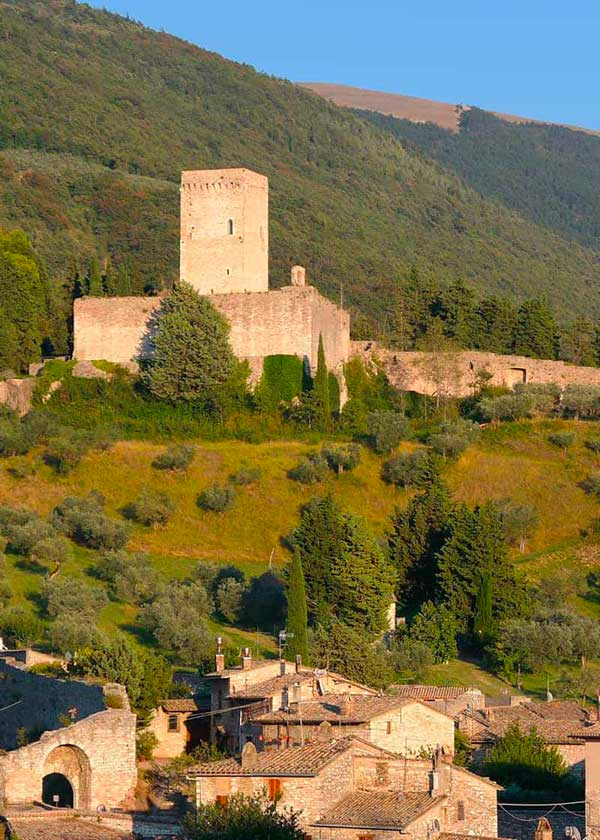 Assisi_-_Rocca_Minore